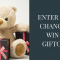 Here's your chance to win $25 Gift Card